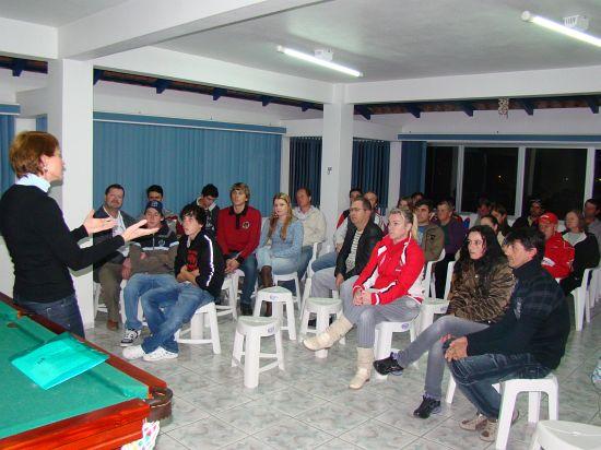 Terra natal de Miriam organiza reunião com comerciantes e comerciários