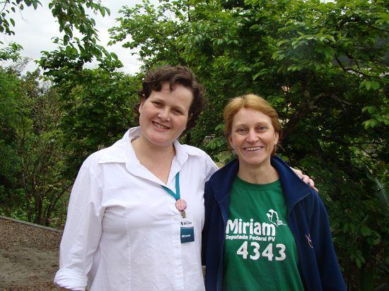 Miriam visita iniciativas de turismo e valorização da cultura