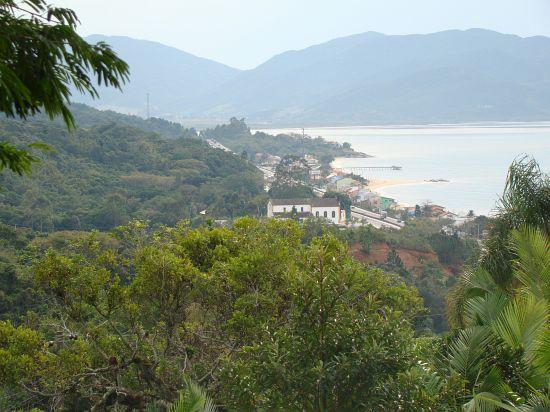 A questão do estaleiro em Biguaçu