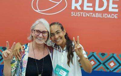 Miriam participou do III Congresso Nacional da REDE