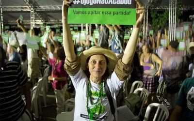 A importância do ativismo no Brasil